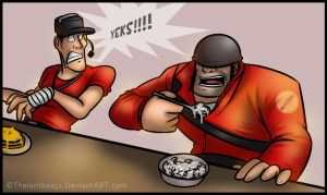 TF2 - Breakfast by RatchetMario
