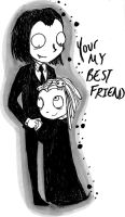 Best Friends by That-Love-Voodoo