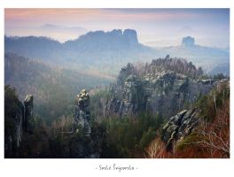 - Saxony Switzerland - by UNexperienced
