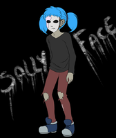 Sally Face by BiancaMoshi