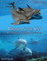 Dolphin Smile Journal CSS by Aryenne