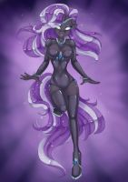 Nightmare Rarity by MantaTheMisukitty