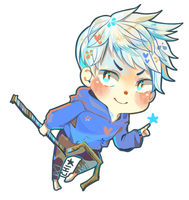 Jack Frost by ichi-neese