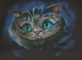 cheshire cat by user-name-here