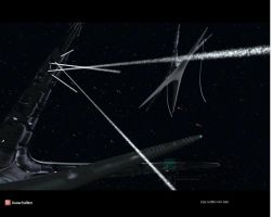 BSG Cylon Baseship by dsfatman