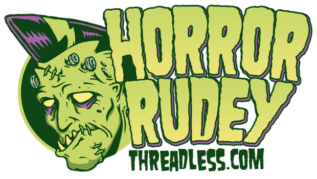 Horror Rudey artist Shop Logo by HorrorRudey
