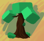 Just a tree by Zikpotimus