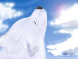 Frosted Howl by GoldSnapDragon