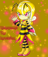 Honeycomb The Insectrian by Sakura123Cha