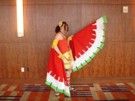 My Ho-oh (side) cosplay for otakon 2012 by Ho-ohLover