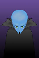 Megamind Looms by SharmClucas