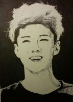 Oh Sehun by airbas