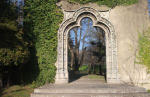 Gothic Arch Stock by SusanaDS-Stocks