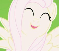 Fluttershy Icon  by TheHomoUnicorn