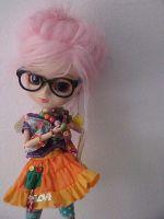 Jig . pullip by glassForest
