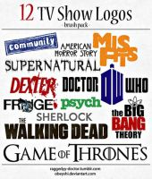 TV Show Logos by Obeyshi