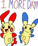 Pokemon ORAS Countdown: 1 More Day!! by tanlisette