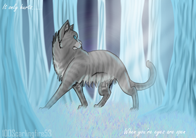 Jayfeather by 100Scarlingfire53