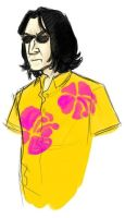 Hawaiian Snape by aspera