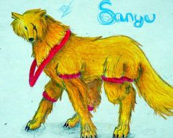 Sanyu request by Naoko313