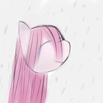 Joyous Rainfall by Sharkwellington