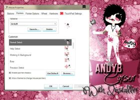 AndyB Cursor by KJStew