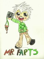 Mr.farts comp by SweetCatMint