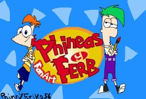 .::Phineas and Ferb fanart::. by Xtreme-Cartoons