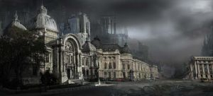 Bucharest by Darkcloud013