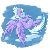 Cloud Chaser by Docnyaka