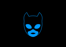 Batman Icons - Catwoman by mrbrownie