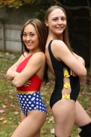 SUMIKO vs ANNE-MARIE: Outdoor Piledrivers pic 3 by sleeperkid