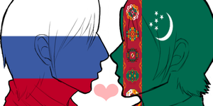 Russia x Turkmenistan - Full by TOXiC-ToOtHpAsTe