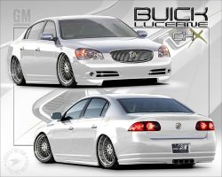 Buick Lucerne UPDATE by ZeROgraphic