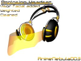 Amplosion Headset DL! by AnimeNebula003