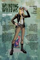 WEIRDING WILLOWS - ALICE MOREAU by DeevElliott