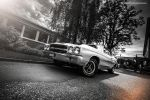 1970 Chevelle SS by AmericanMuscle