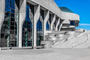 Museum of national history, Ottawa by StefanJanisch