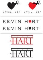 [SCHOOL] Kevin Hart Logos by Chaocaster