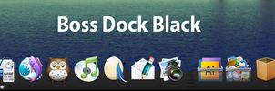 Boss Dock Black by xXFUNSIZEXx