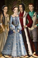 Murtagh's family by MlleLia