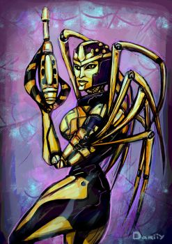 BlackArachnia by dariiy