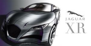 Jaguar XR concept by TonyWcK