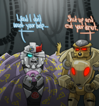 Rattrap to the rescue by VolverseLoco