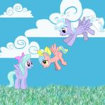 Cloud Chaser Flitter and FlutterFree by emii3942