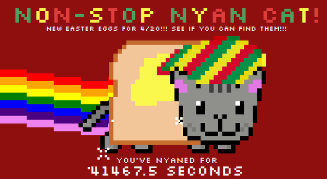 Nyan Cat PART 2 by KuroEtShiro
