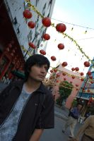 chris strife china town by manolo-kun