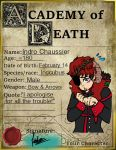 Academy of Death- Indro's App Form by darkness-angel-13