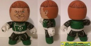 Guy Gardner Mighty Mugg by Calcifer-Boheme