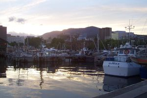 Hobart Waterfront by slayer20